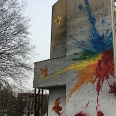 Some art we found on our explorations through Krakow